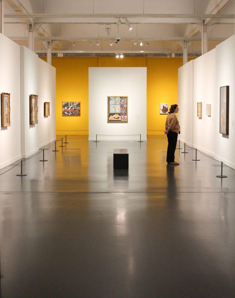 """Ausstellung """"Impressionismus und Moderne"""", Caixa Forum, Barcelona"""