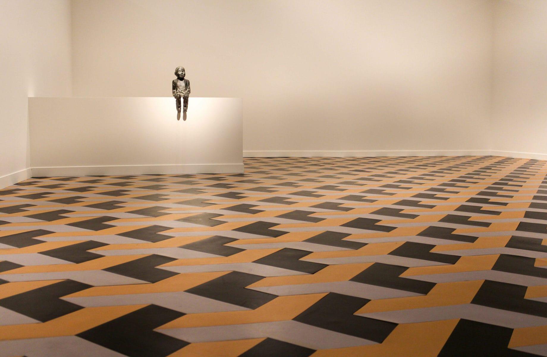 Ausstellung: Das Gewicht einer Geste. Werke aus den Sammlungen der Caixa, MACBA und Glubenkian, Barcelona