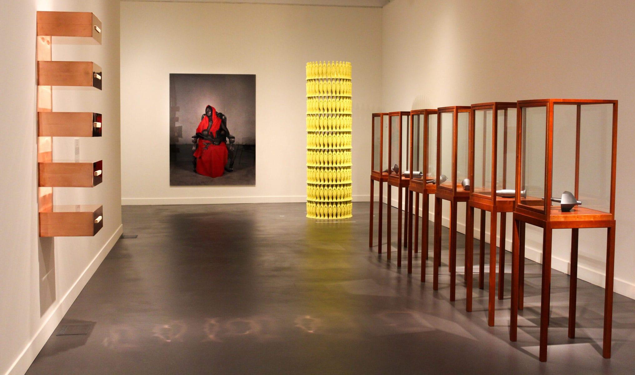 Ausstellung: Ikonoklastische Gesten, andersgläubige Bilder, Caixa Forum, Barcelona
