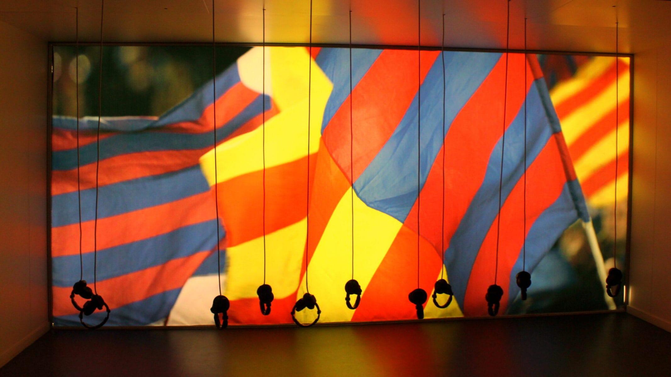 Medienraum, Camp Nou Stadion, Barcelona