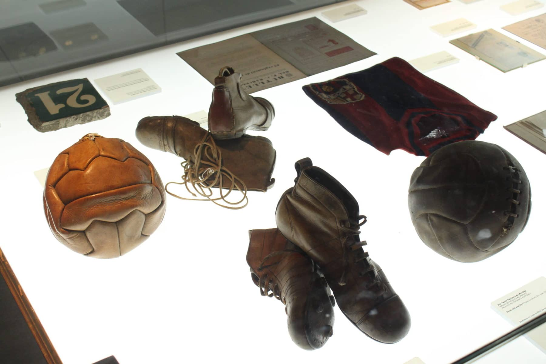 Museum, Camp Nou Stadion, Barcelona