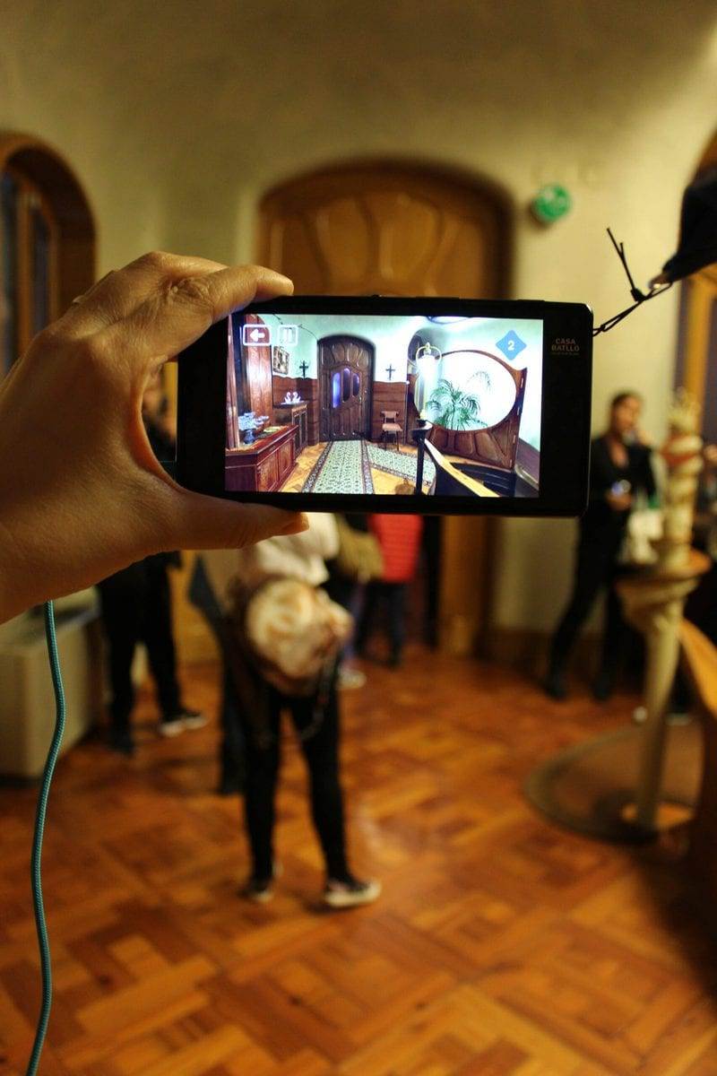 Casa Batlló Videoguide, Barcelona