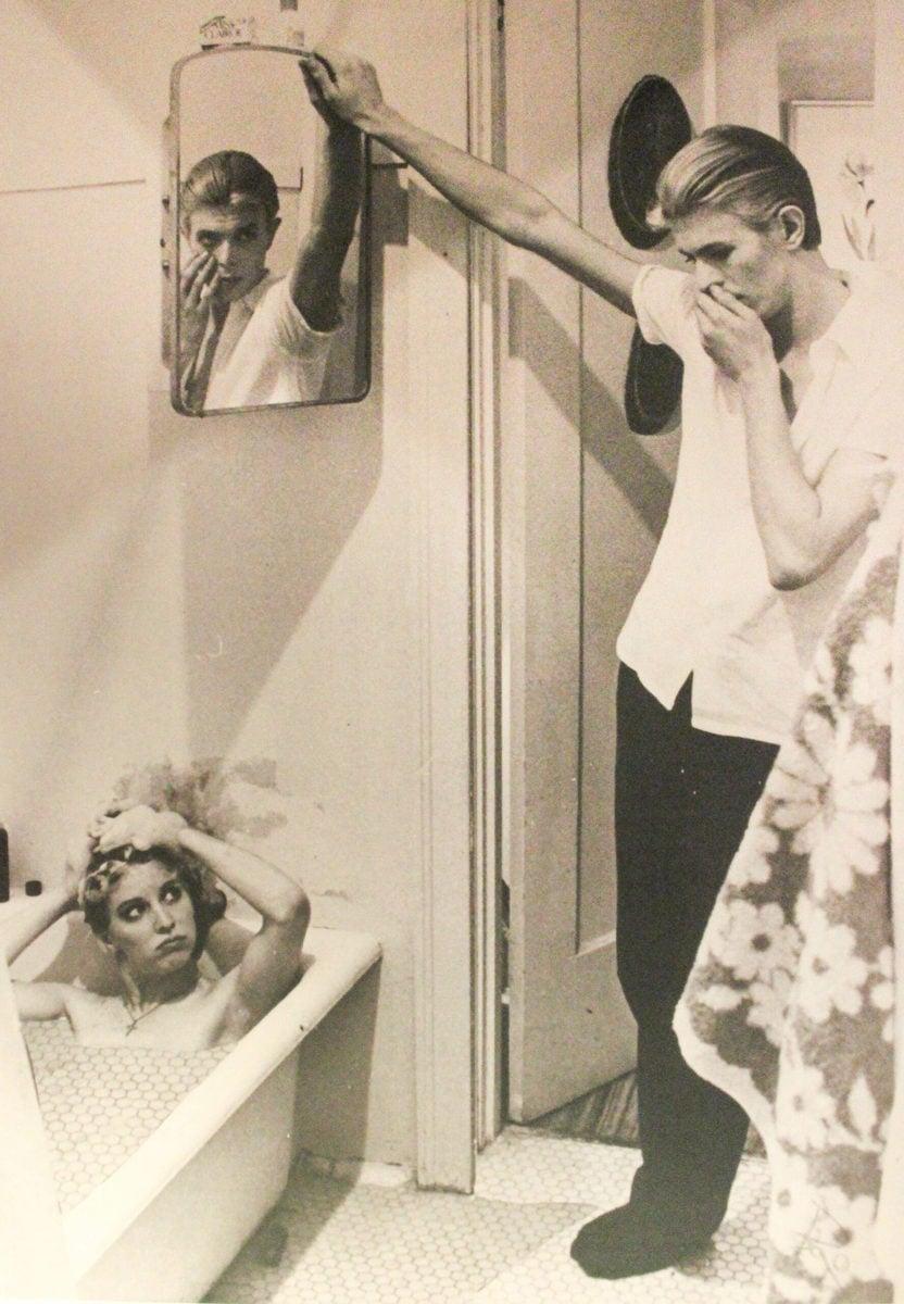 "Disseny Hub Barcelona: Ausstellung ""David Bowie is"""