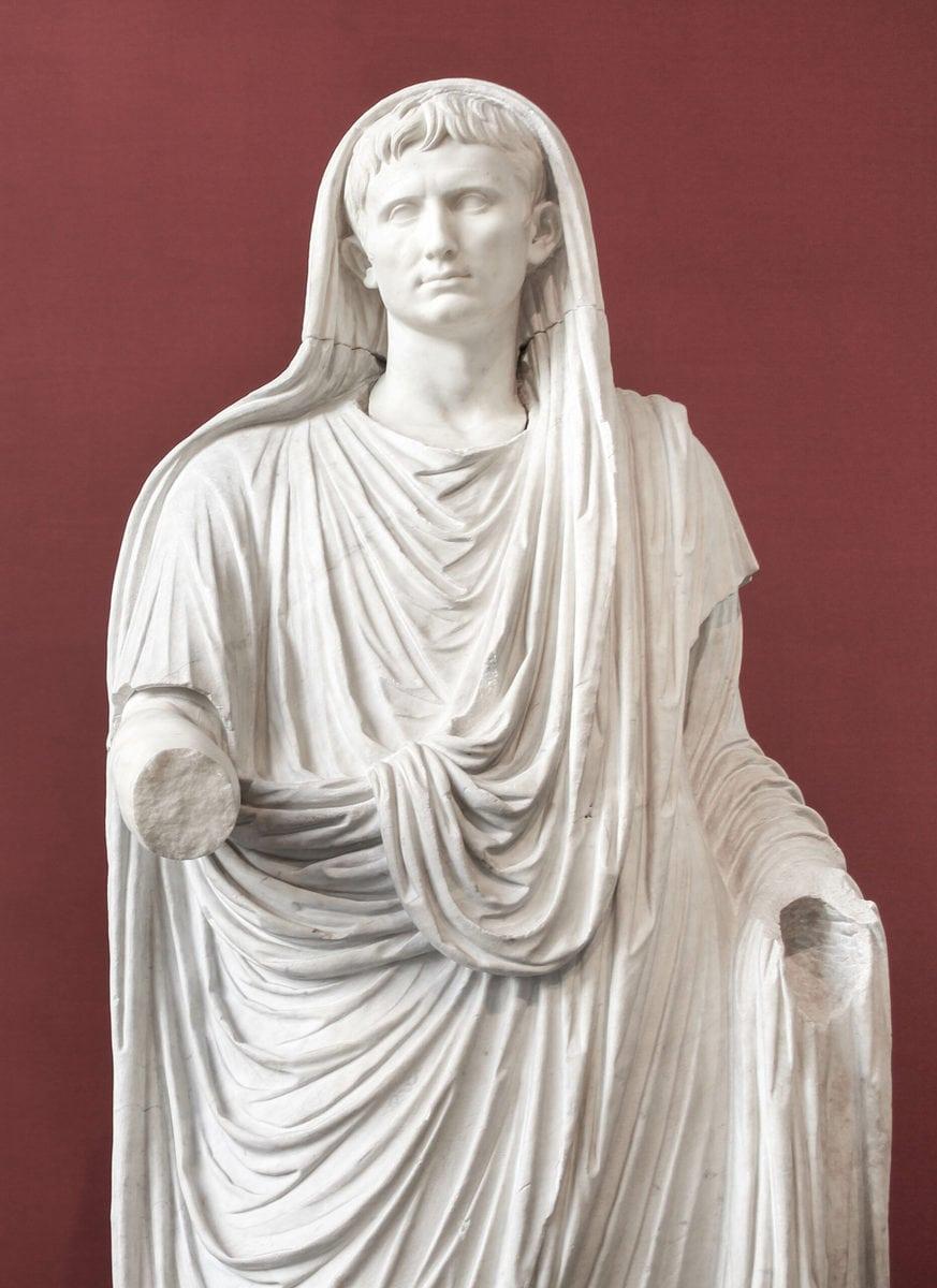 Augustus, Gaius Octavius, Forum Romanum, Rom