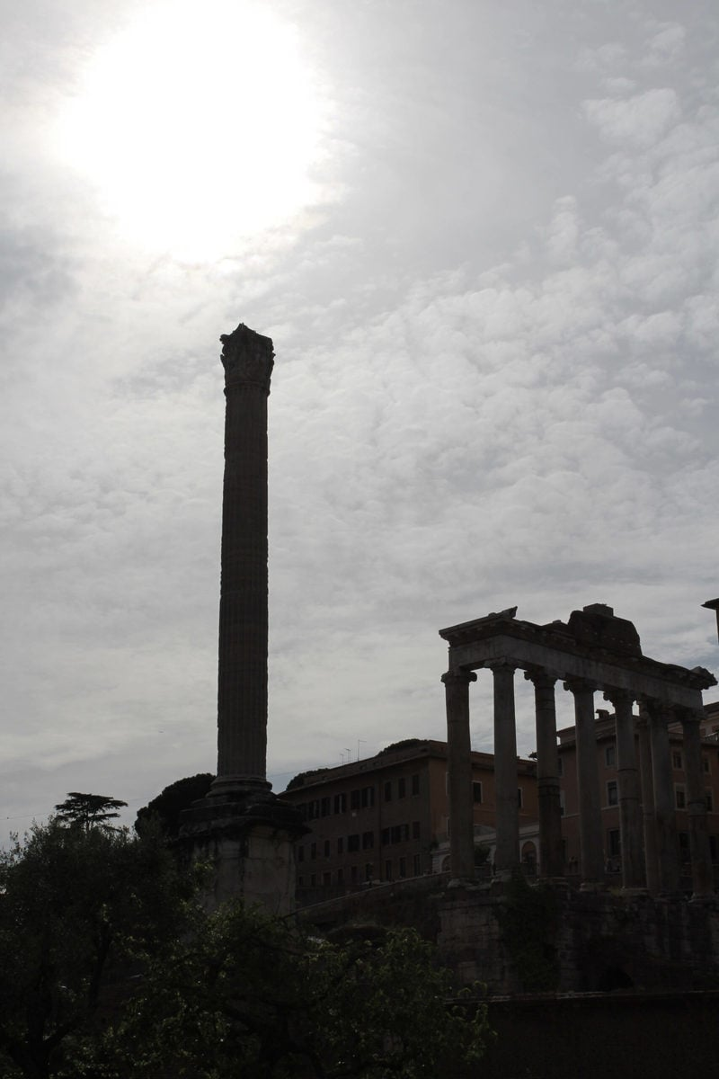 Forum Romanum, Rom