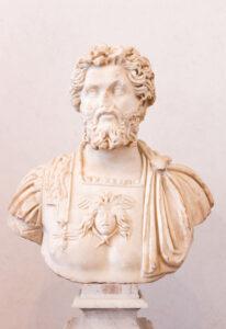 Septimus Severus, Forum Romanum