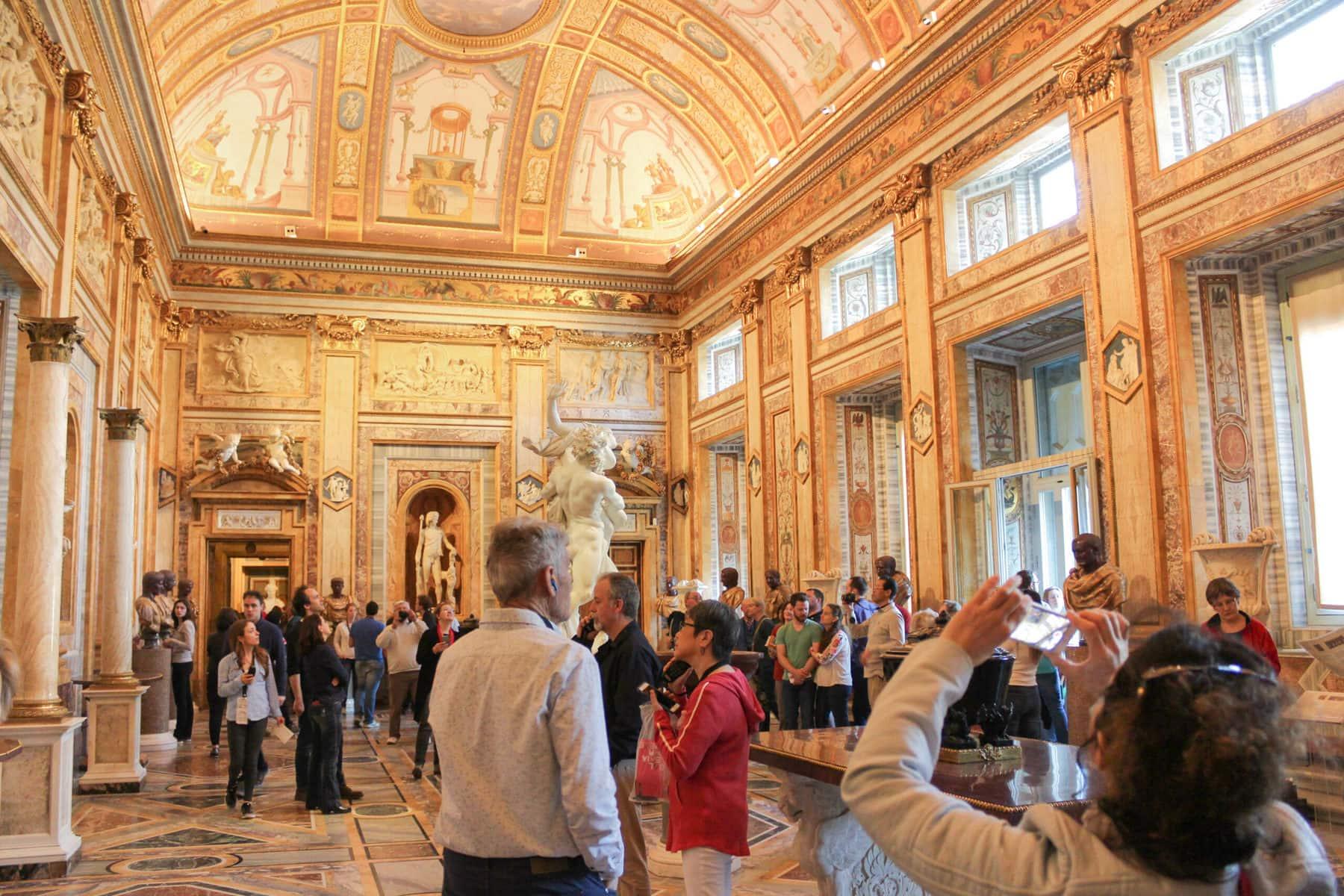 Galleria Borghese, Rom