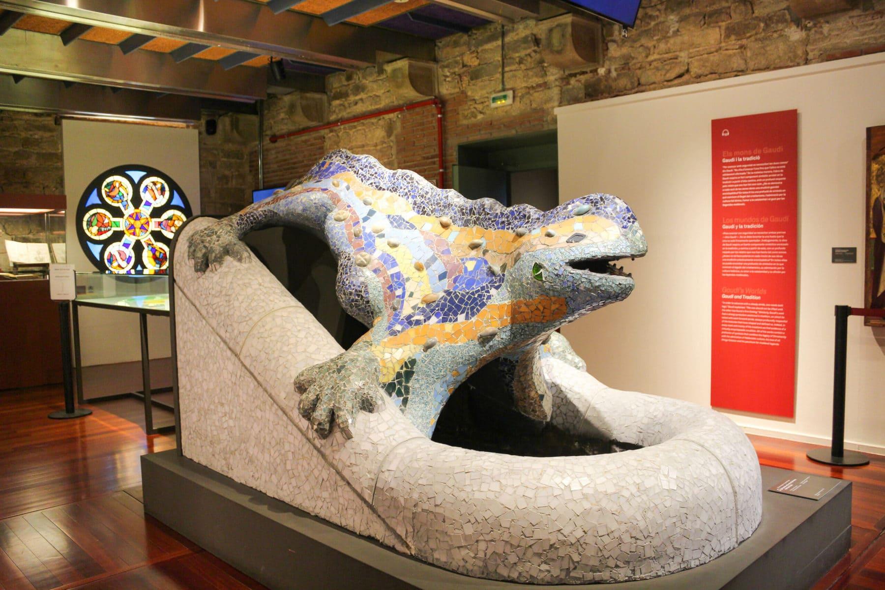Gaudi Exhibition Center, Barcelona