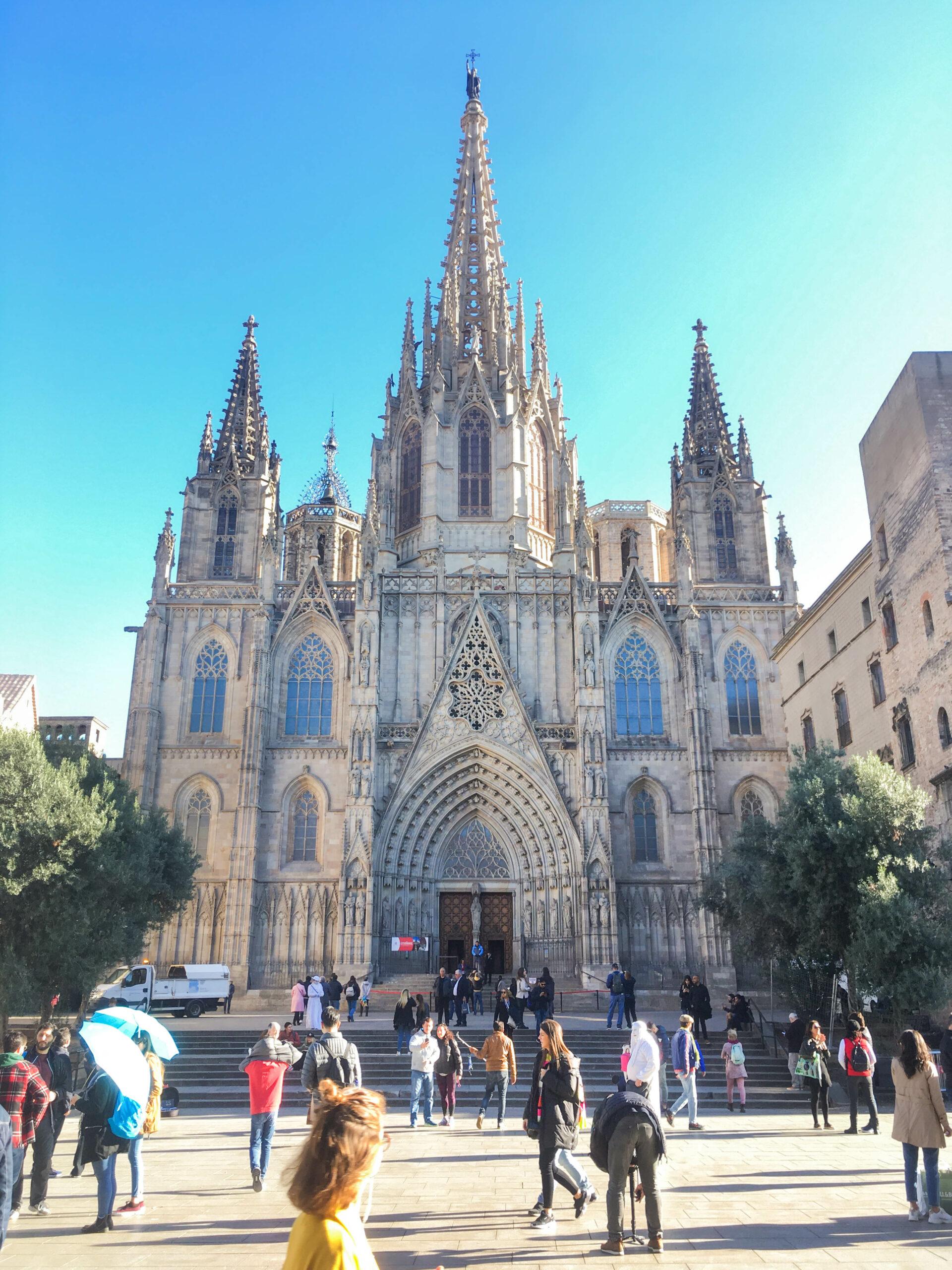 Kathedrale von Barcelona: Catedral de la Santa Creu i Santa Eulàlia