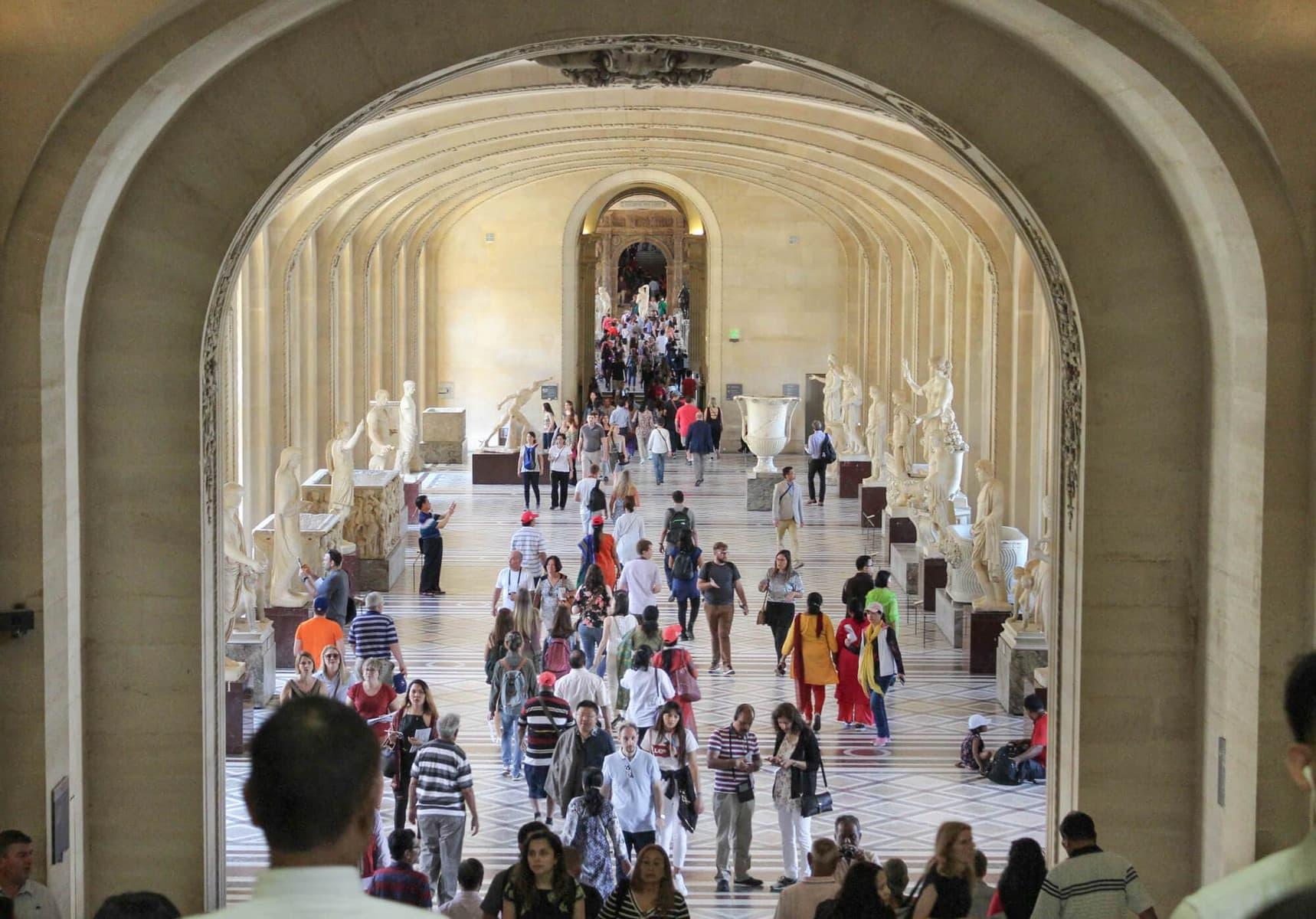 Antiken, Louvre, Paris