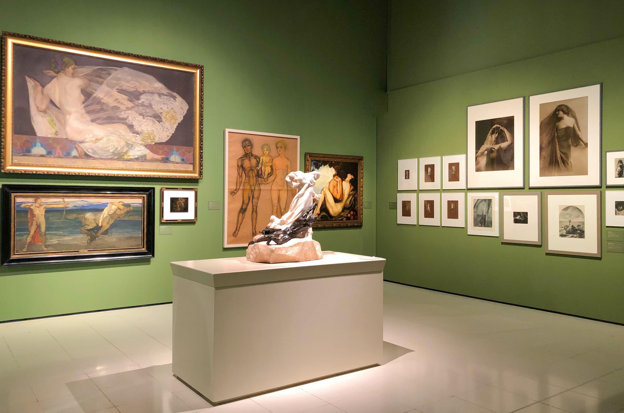 Museu National d'Art de Catalunya (MNAC), Barcelona