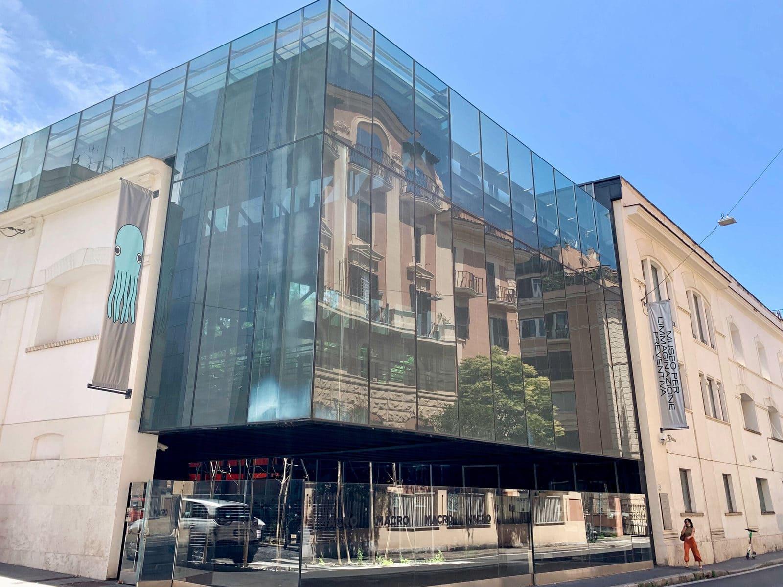 Museo d'Arte Contemporanea (MACRO), Rom