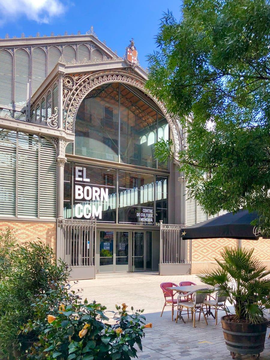 Mercat del Born: El Born Centre de Cultura i Memòria, Barcelona