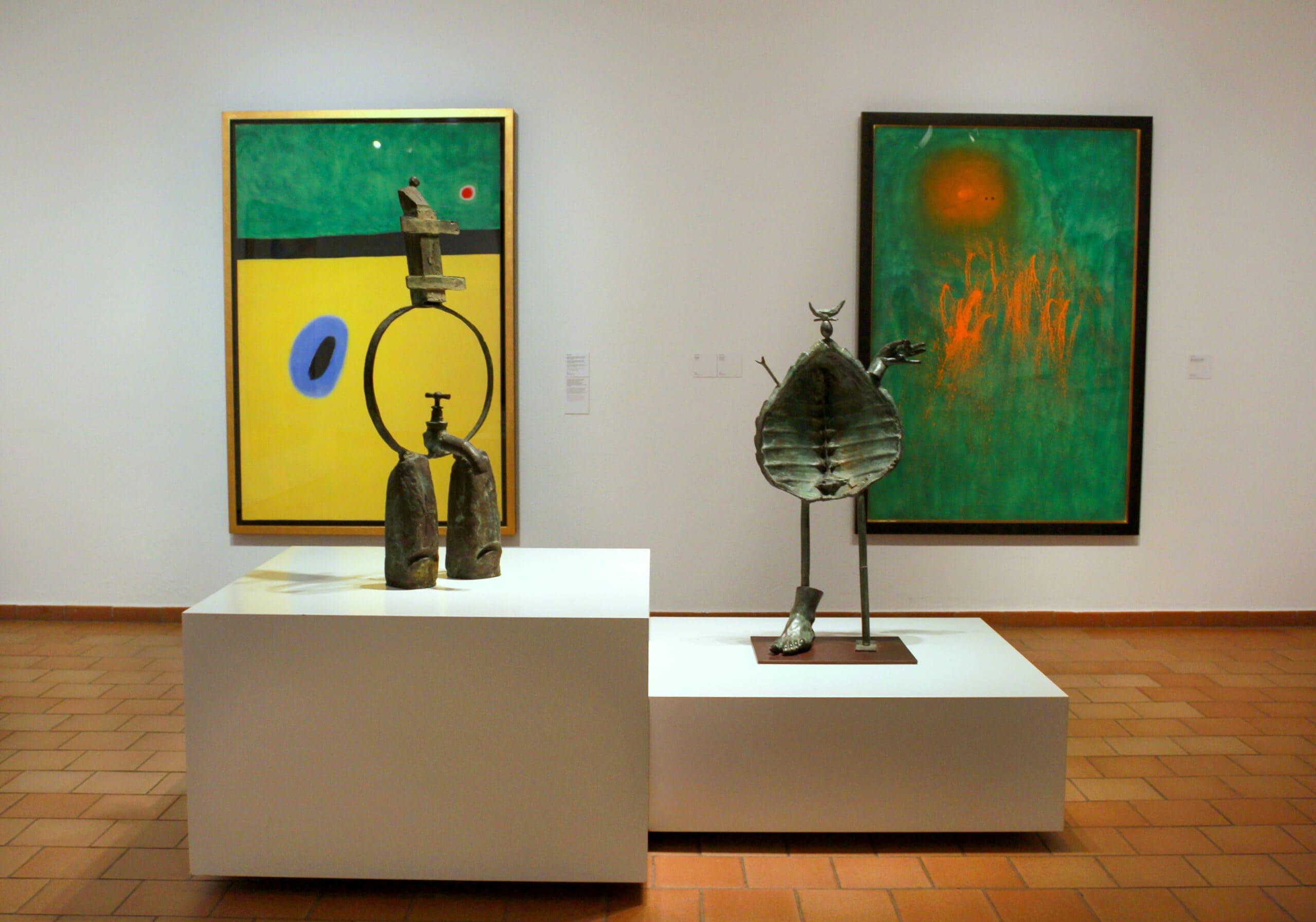 Fundació Miró Barcelona