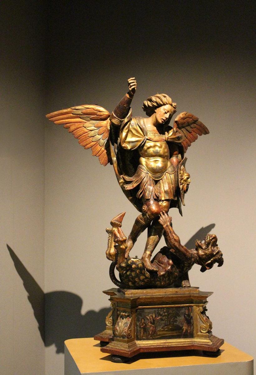 Barocke Sammlung, Museum Frederic Marès, Barcelona