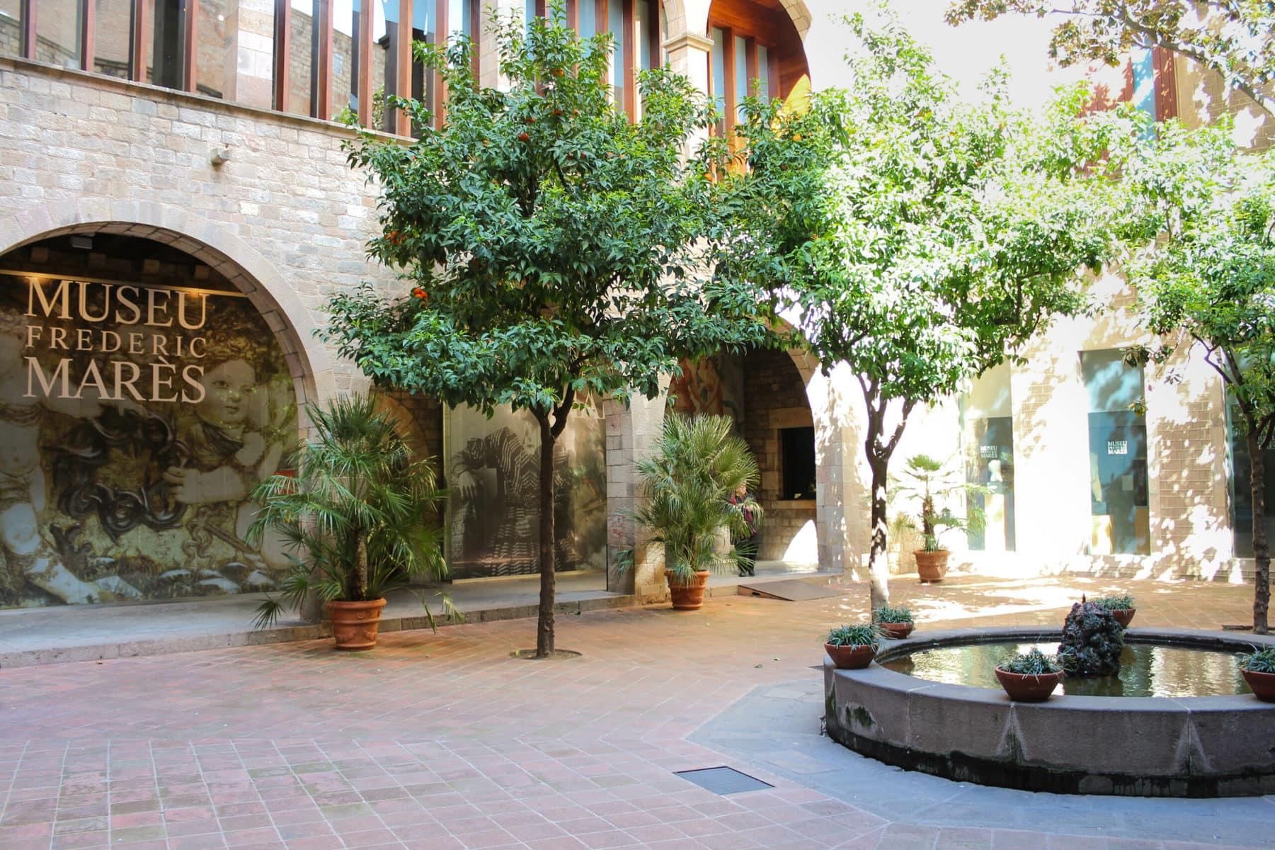 Museum Frederic Marès, Barcelona