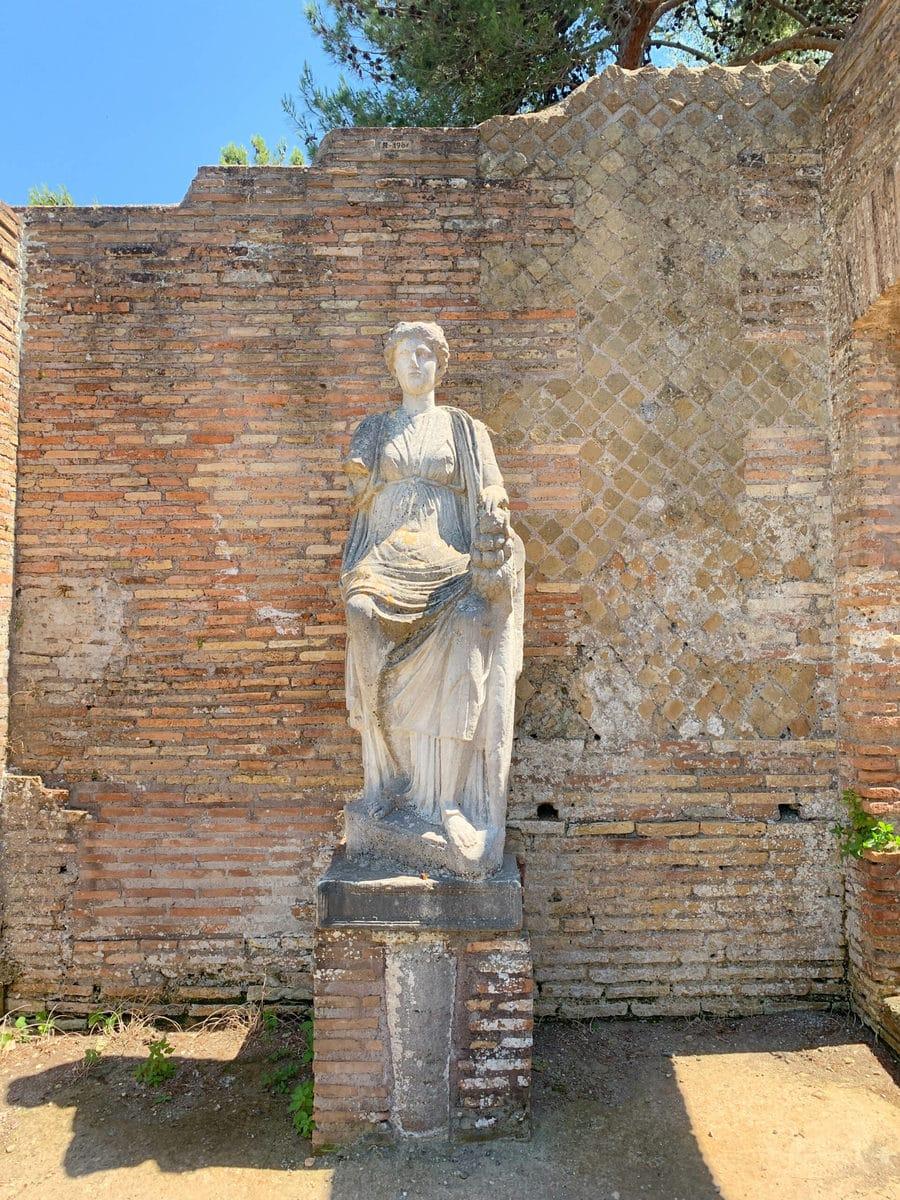 Ostia Antica, Rom