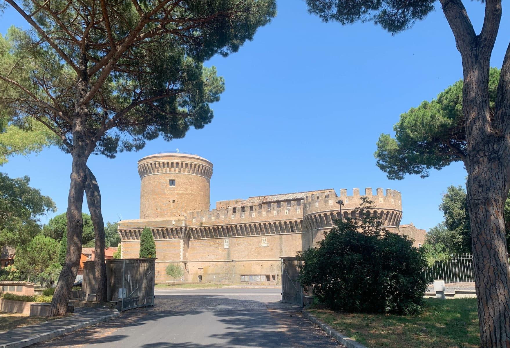 Burg Giulio II, Ostia Antica, Rom