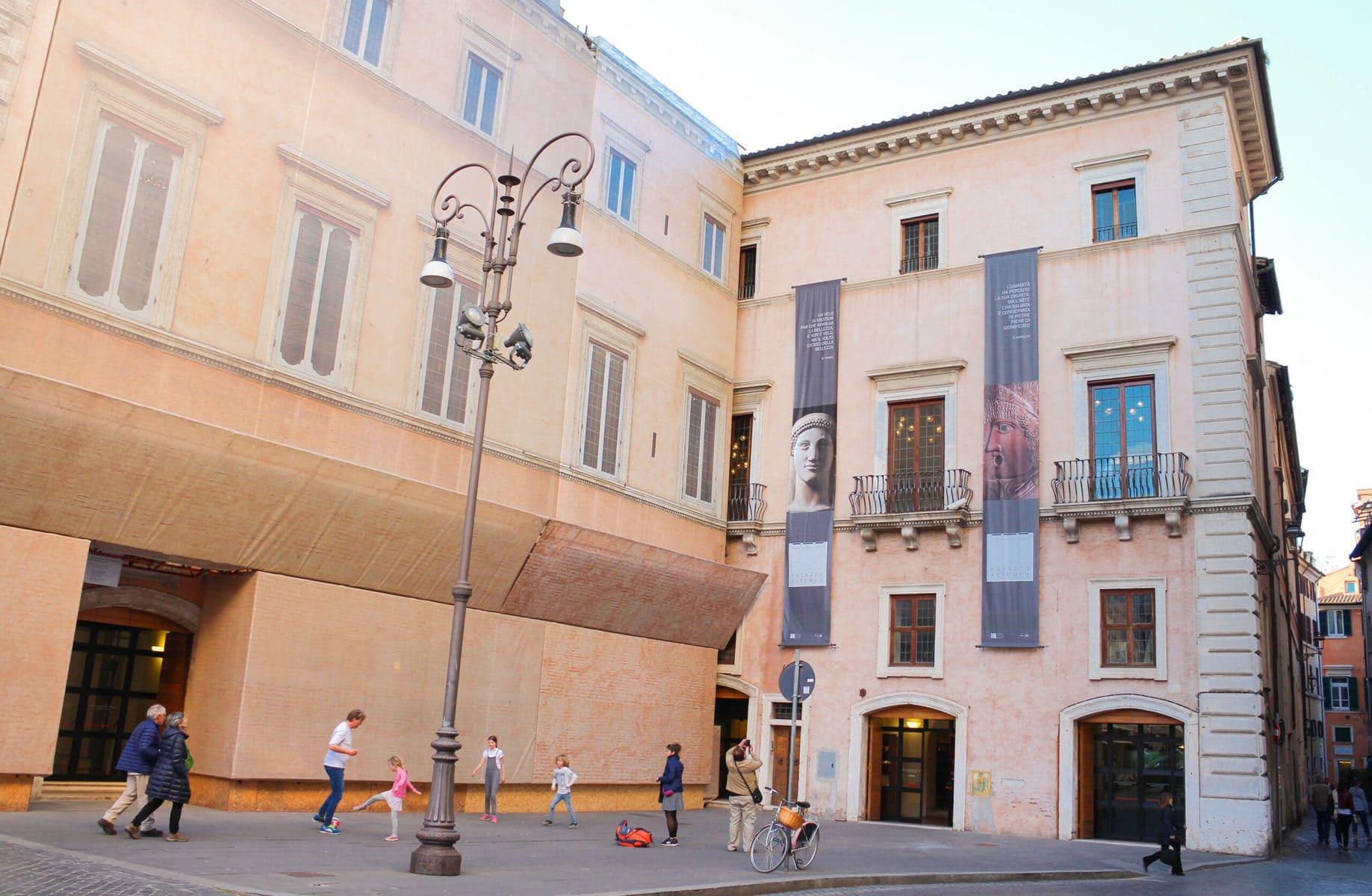 Palazzo Altemps, Rom