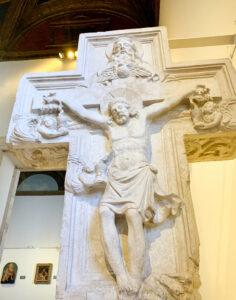 La Trinità, Andrea Guardi, Palazzo Venezia, Rom