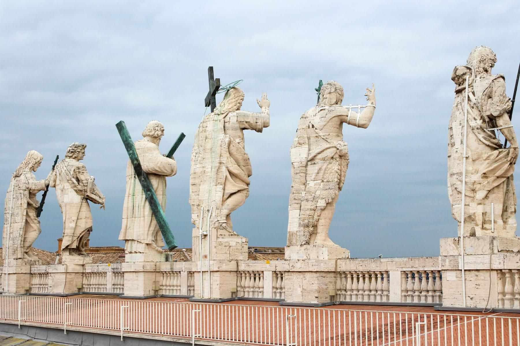 Petersdom, Rom