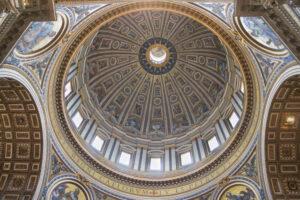 Petersdom Kuppel, Rom