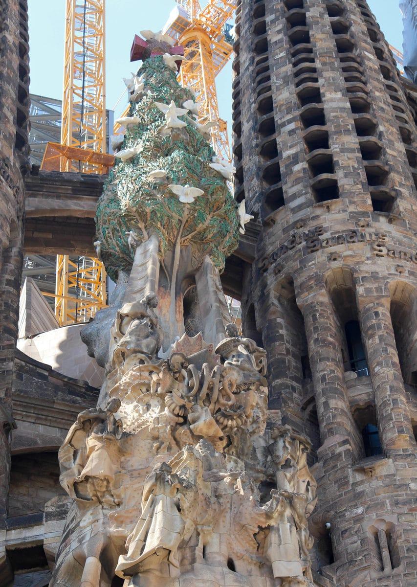 Sagrada Familie: Baum des Lebens