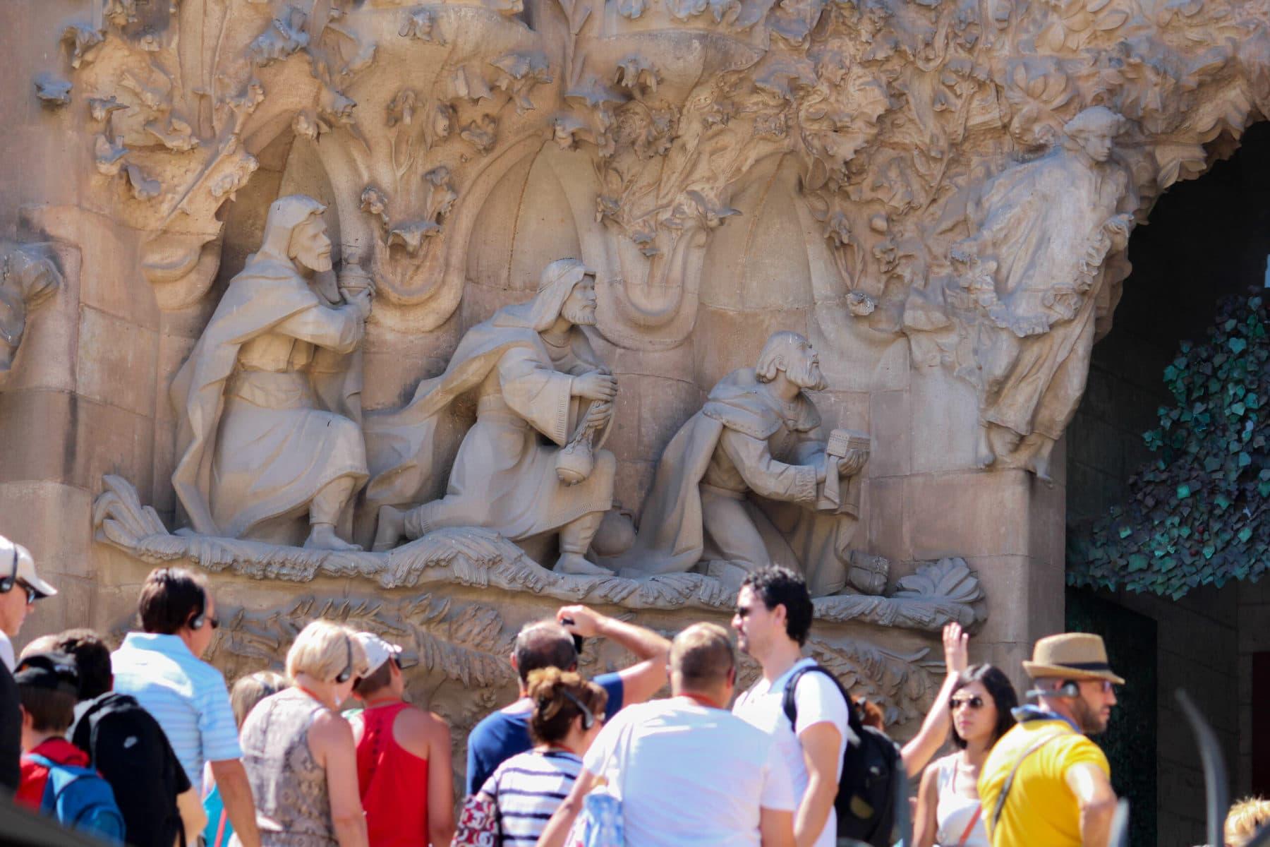 Sagrada Familia: Die Heiligen Drei Könige