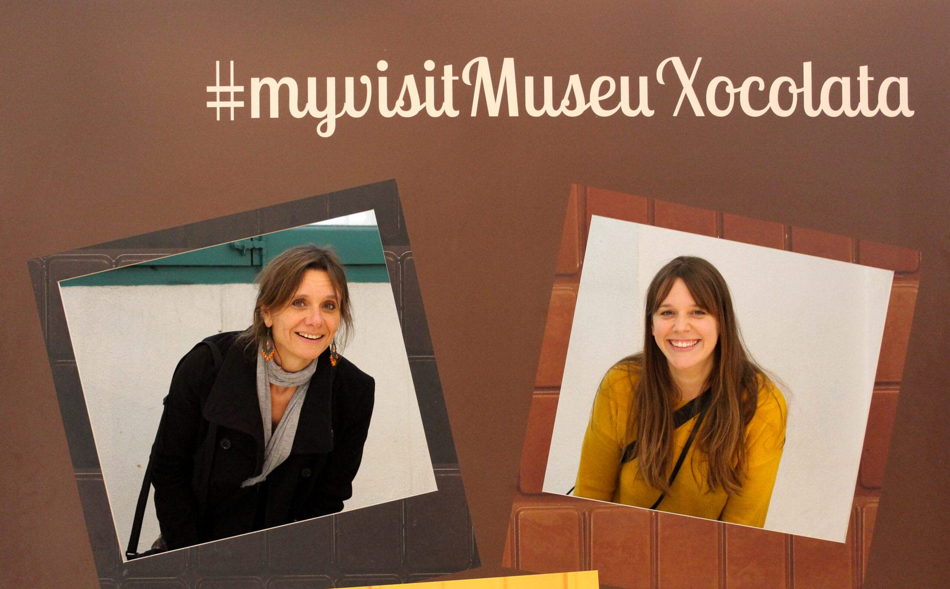 Im Schokoladenmuseum! Zusammen mit Nicole von Freibeuter-Reisen!