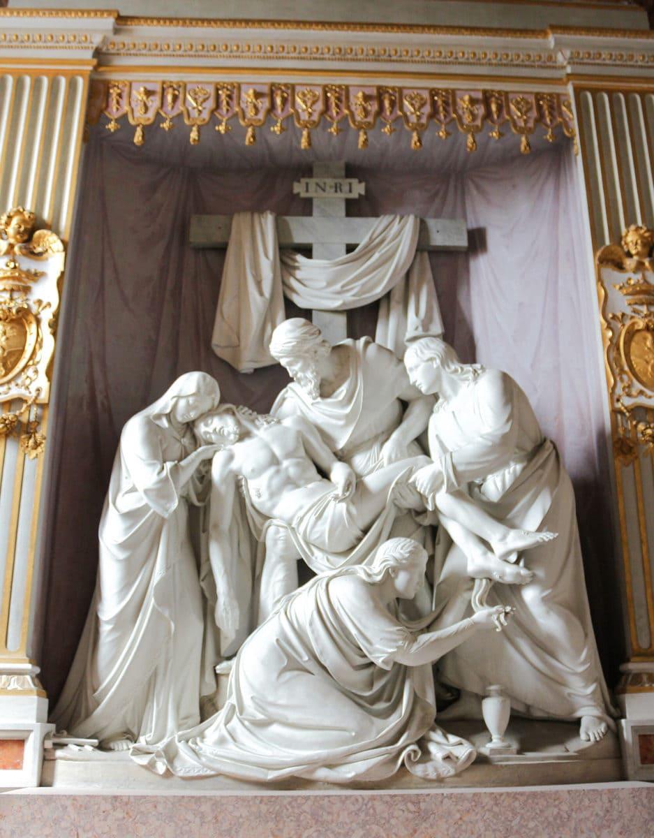 Trinità dei Monti, Rom