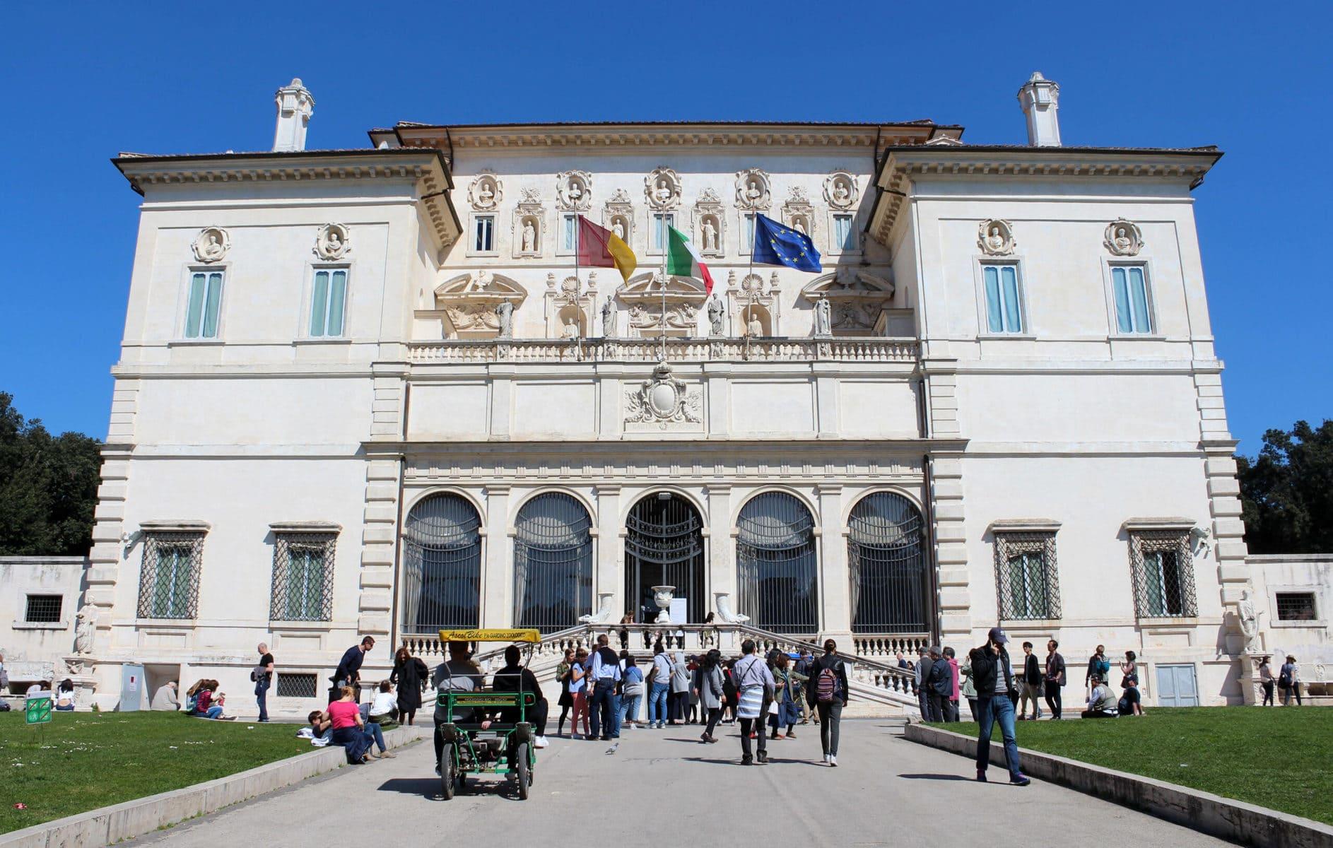 Galleria Borghese in der Villa Borghese, Rom