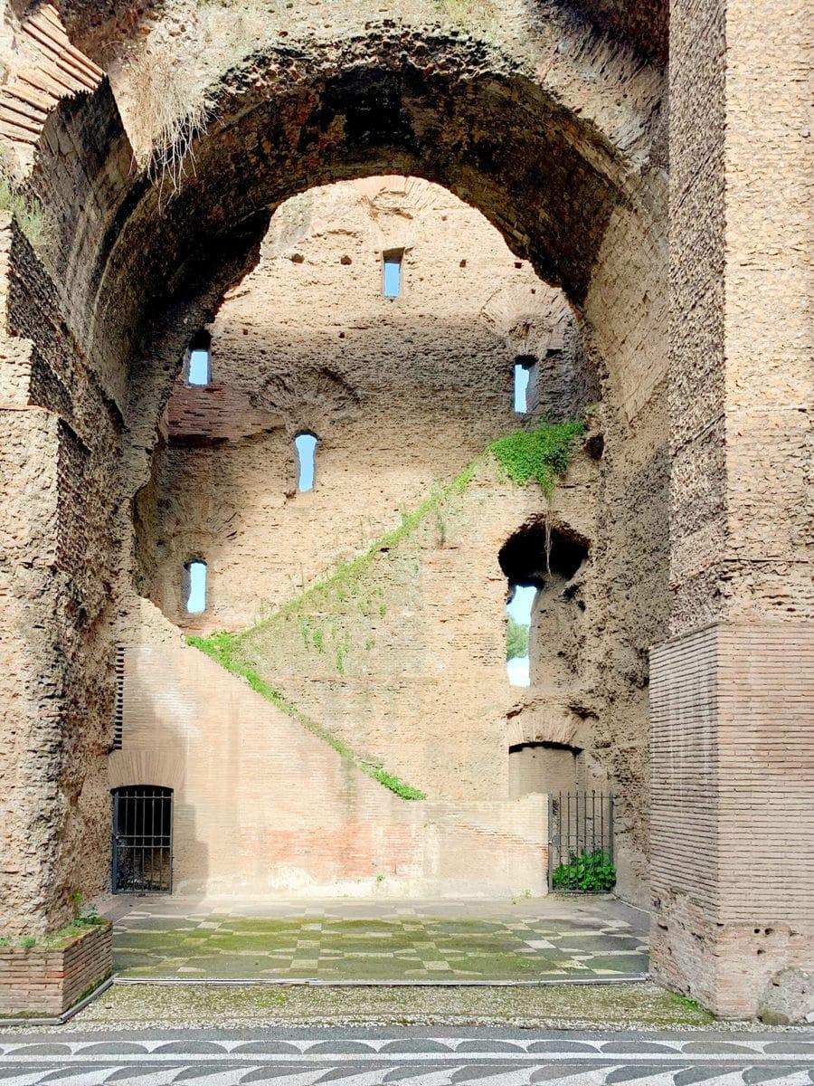 Caracalla Thermen Rom