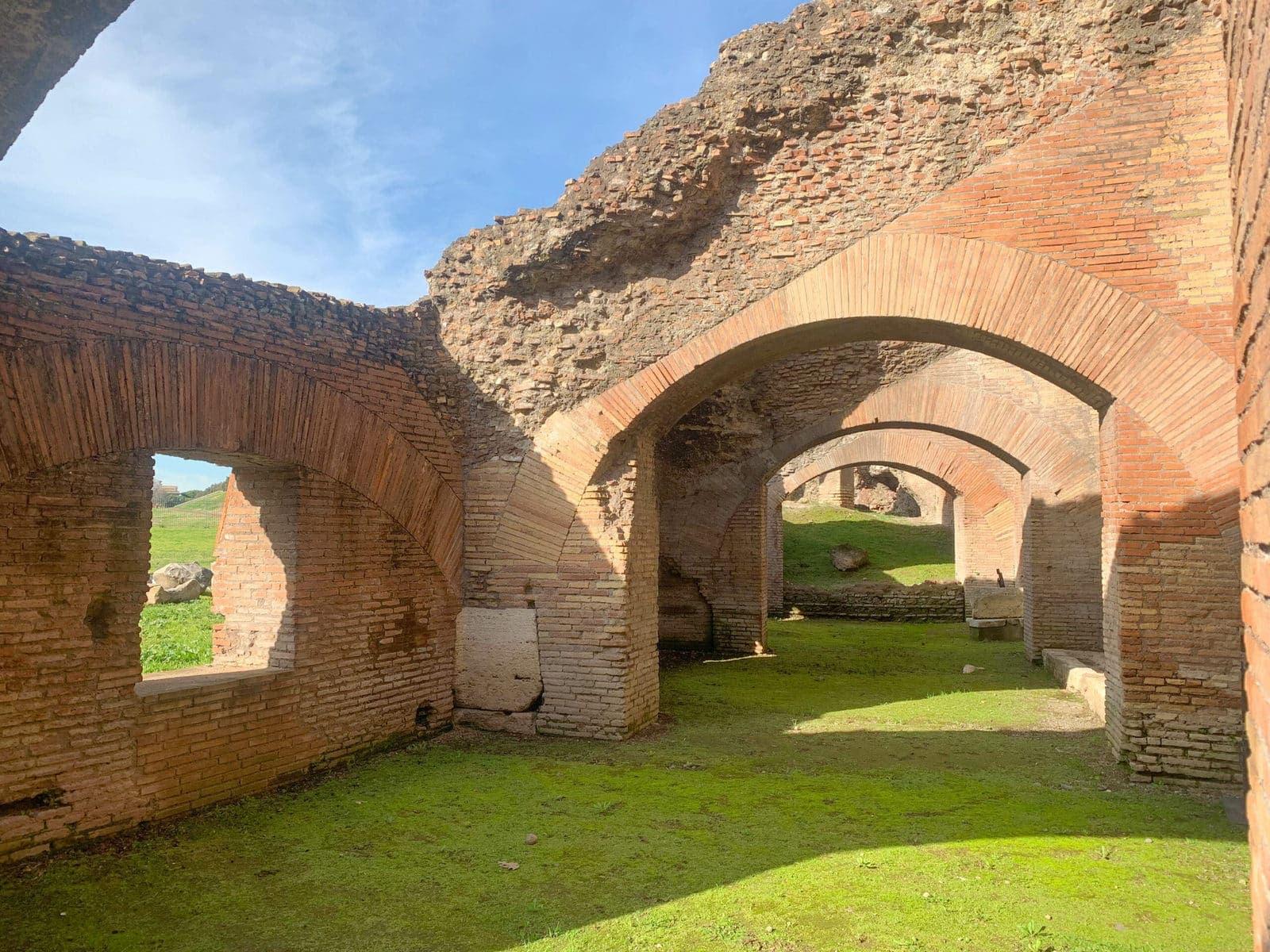 Circus Maximus Rom: Ausgrabungsstätte
