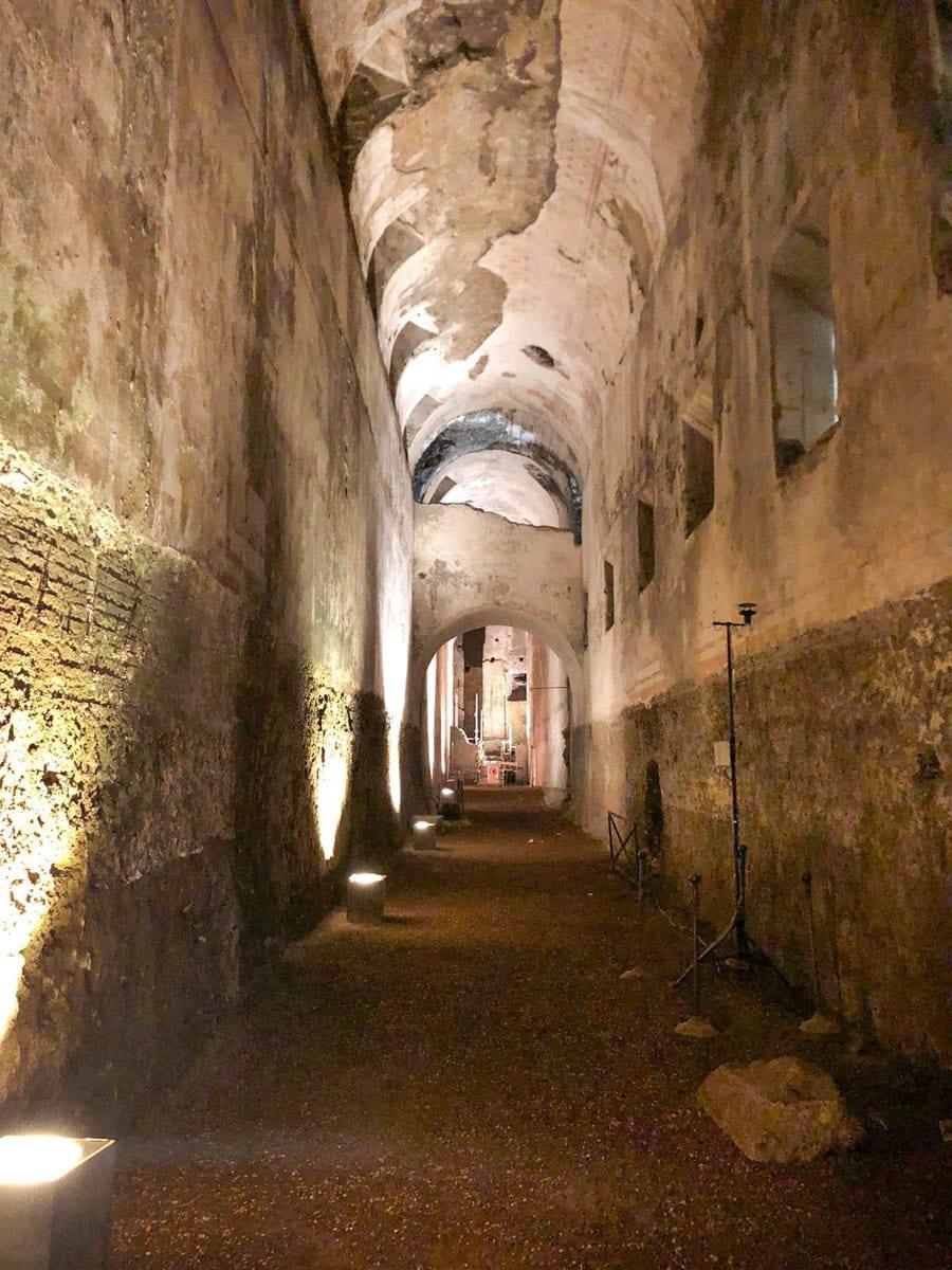 Domus Aurea, Rom