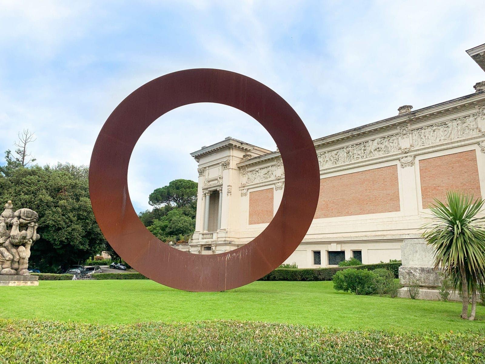 Galleria Nazionale d'Arte Moderna, Rom