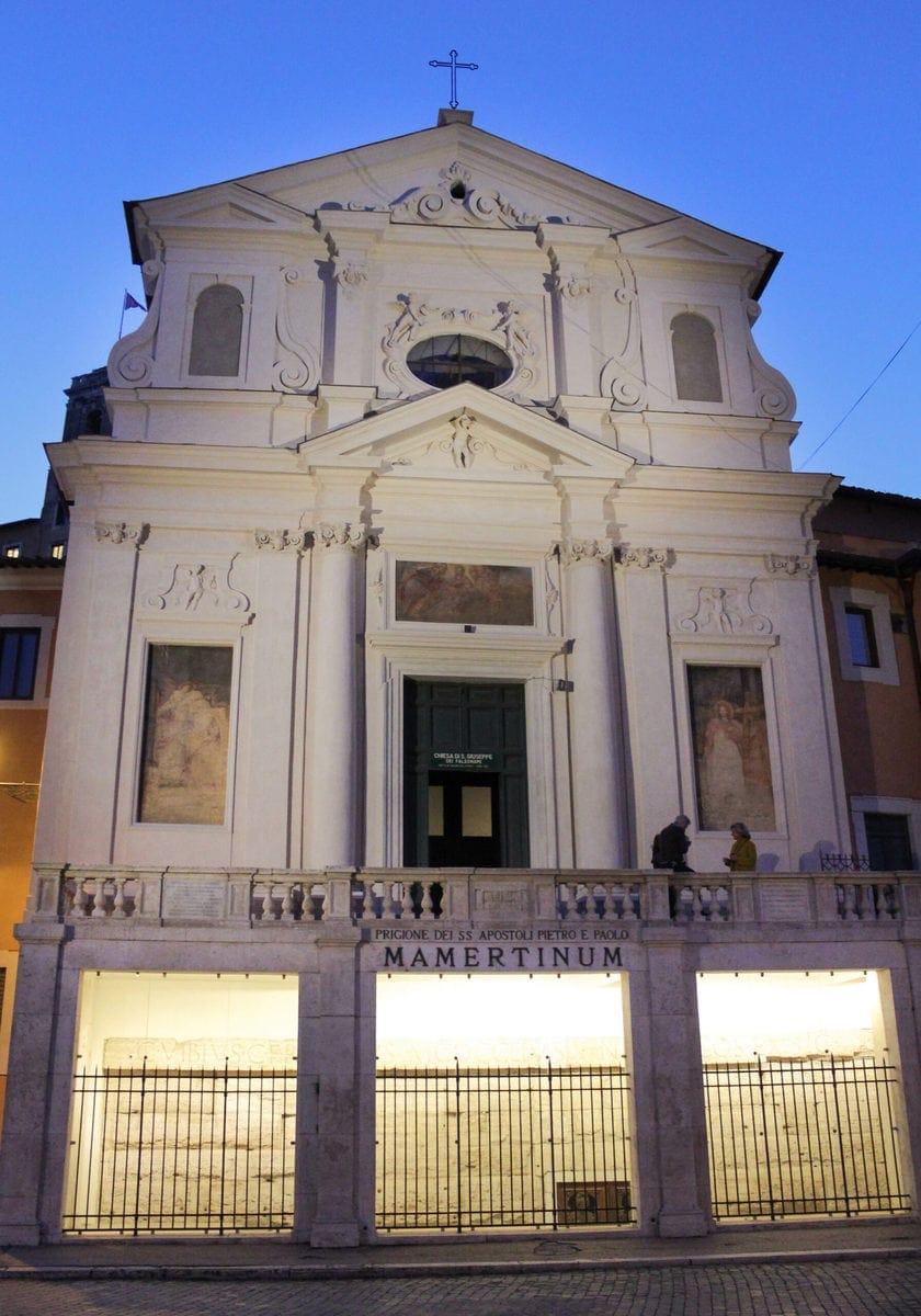 Gefängnis des Petrus, Rom