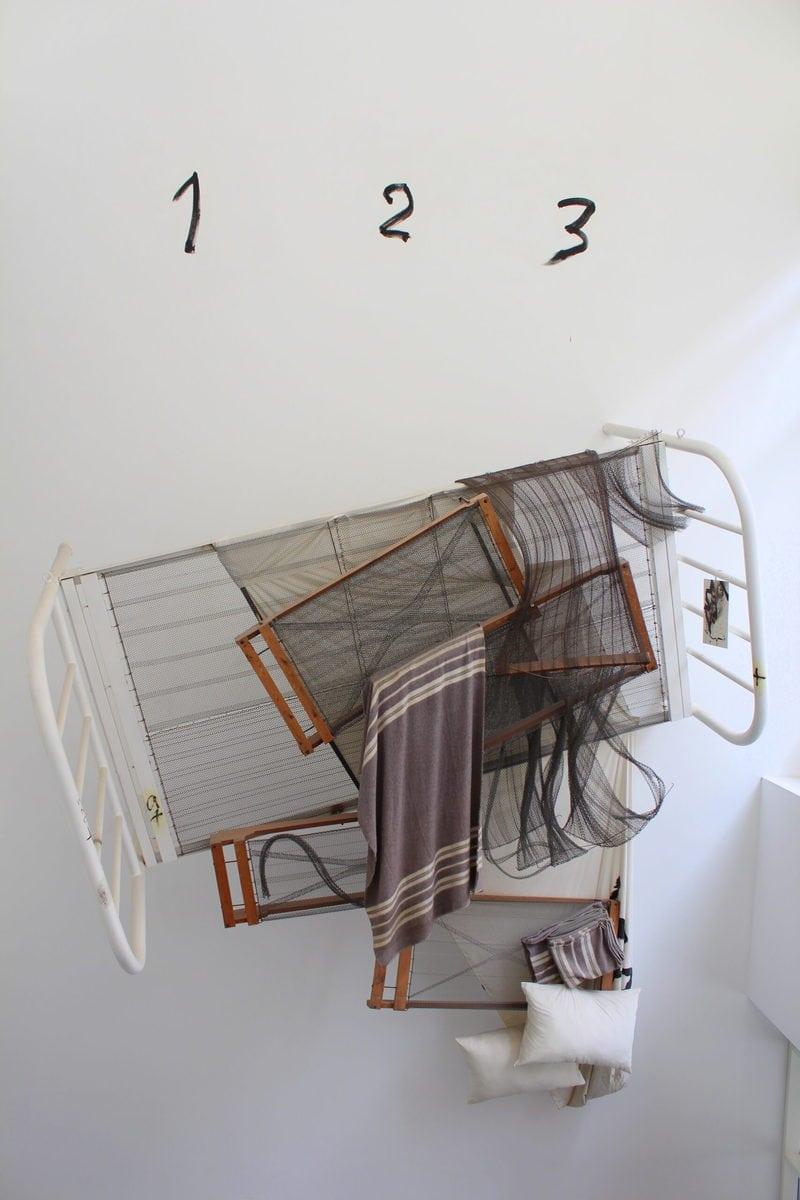 "MACBA Barcelona, Antoni Tàpies: ""Rinzen"", 1993"
