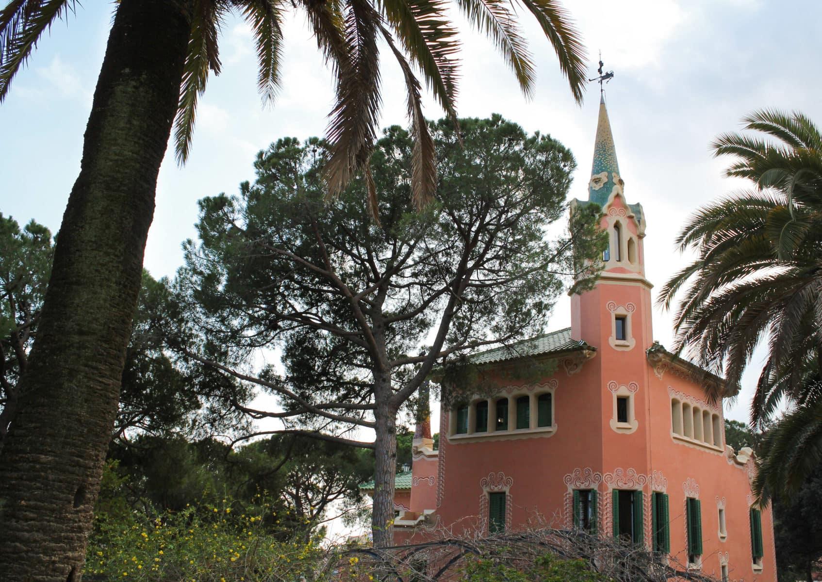 Museum Casa Gaudí, Barcelona