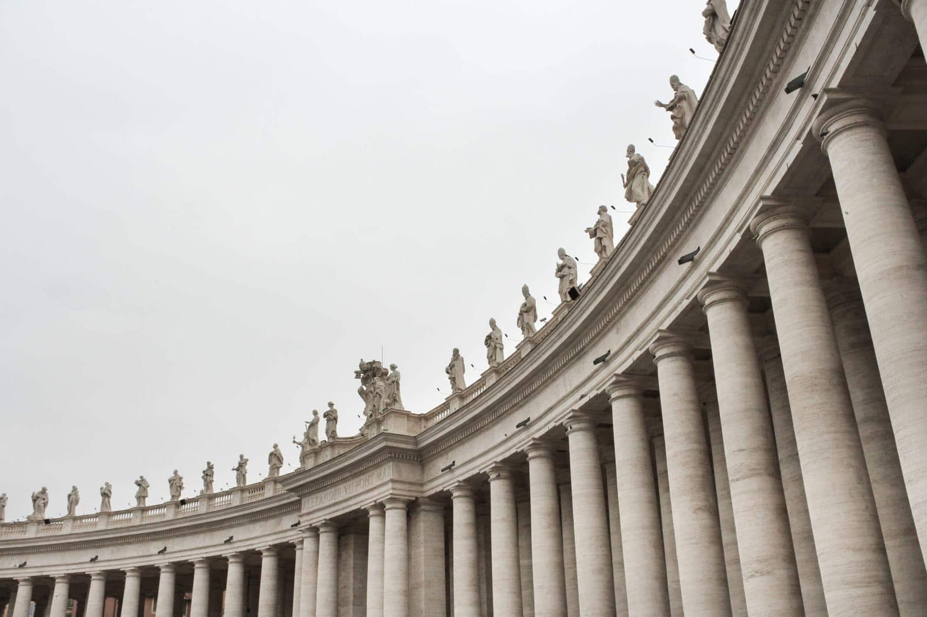 Petersplatz Rom