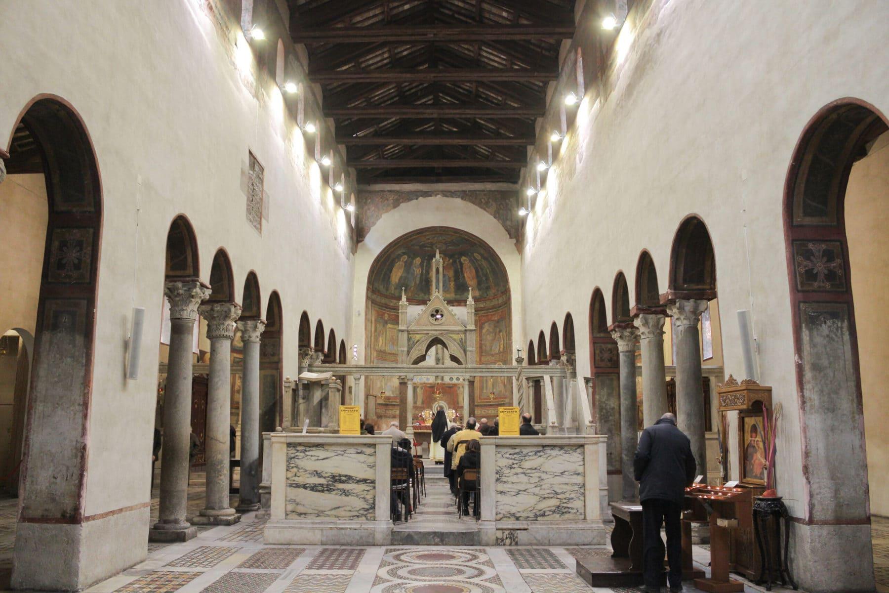 Santa Maria in Cosmedin, Rom