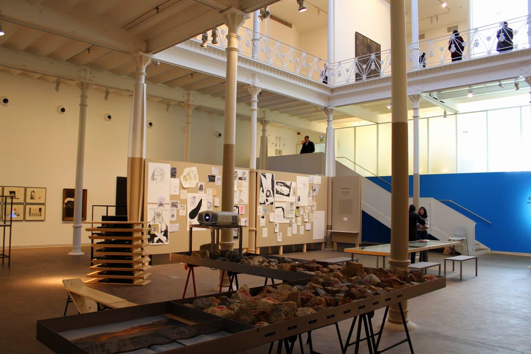 Fundació Tàpies, Barcelona
