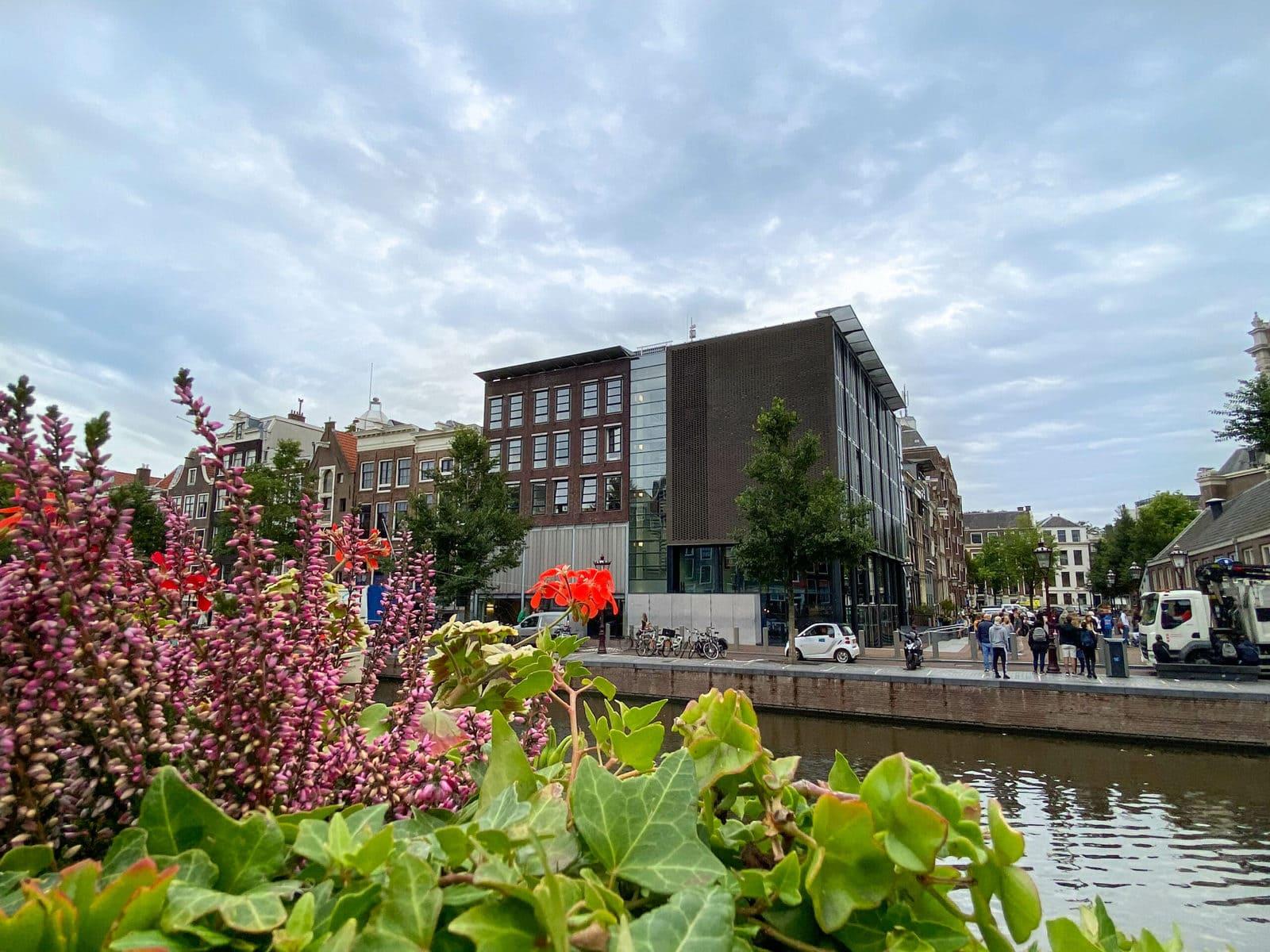 Anne Frank Haus, Amsterdam