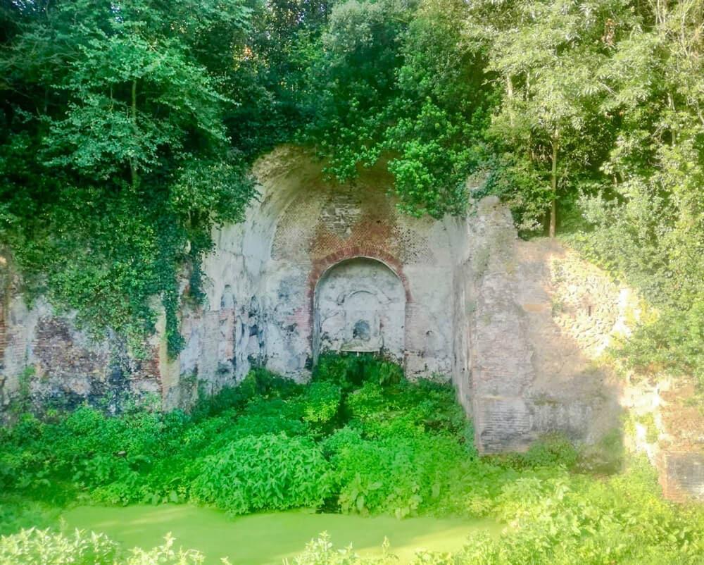 Parco Caffarella, Rom