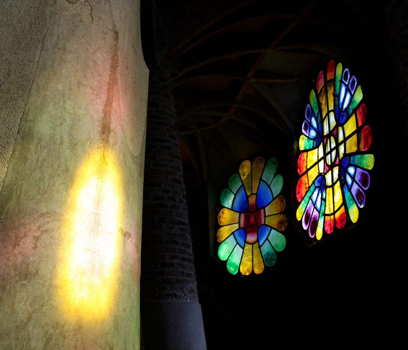 Cripta Gaudi, Barcelona