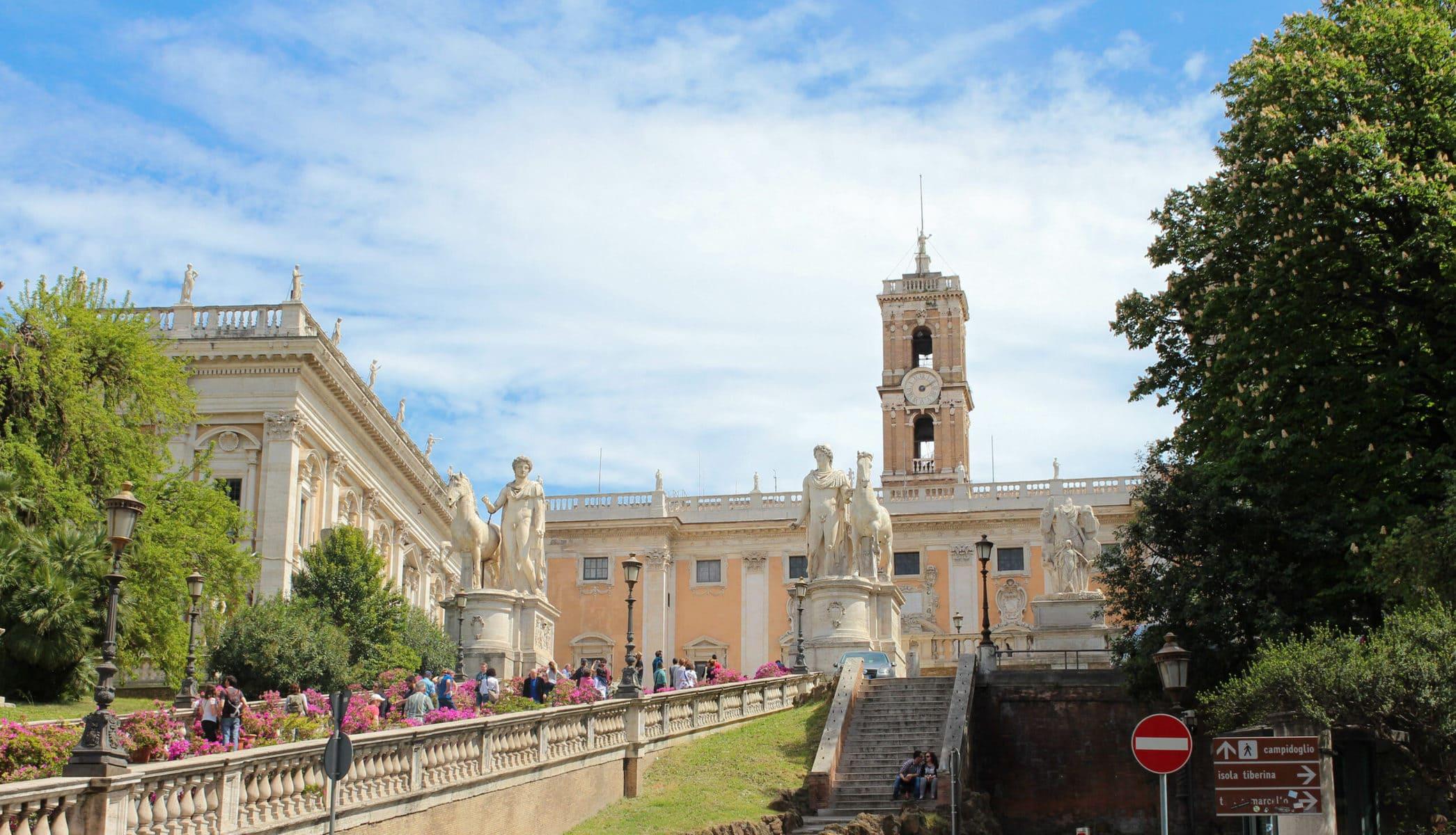 Kapitolinische Museen, Rom