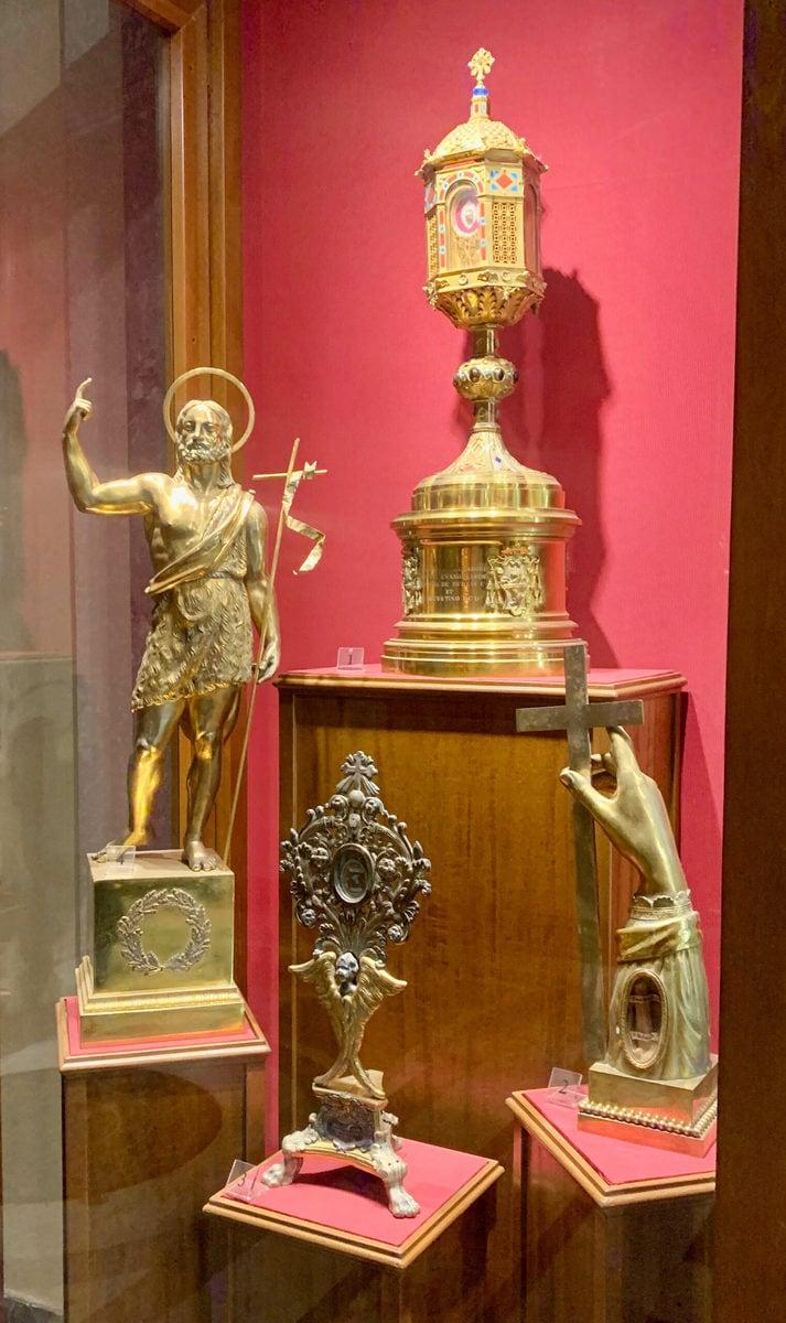Der Lateran in Rom: Schatzkammer