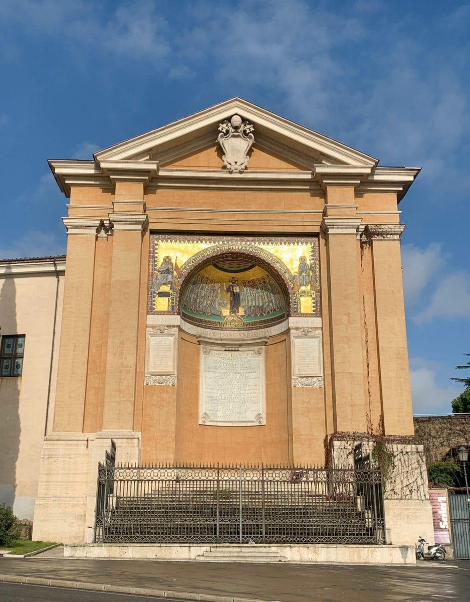 Der Lateran in Rom: Sancta Sanctorum