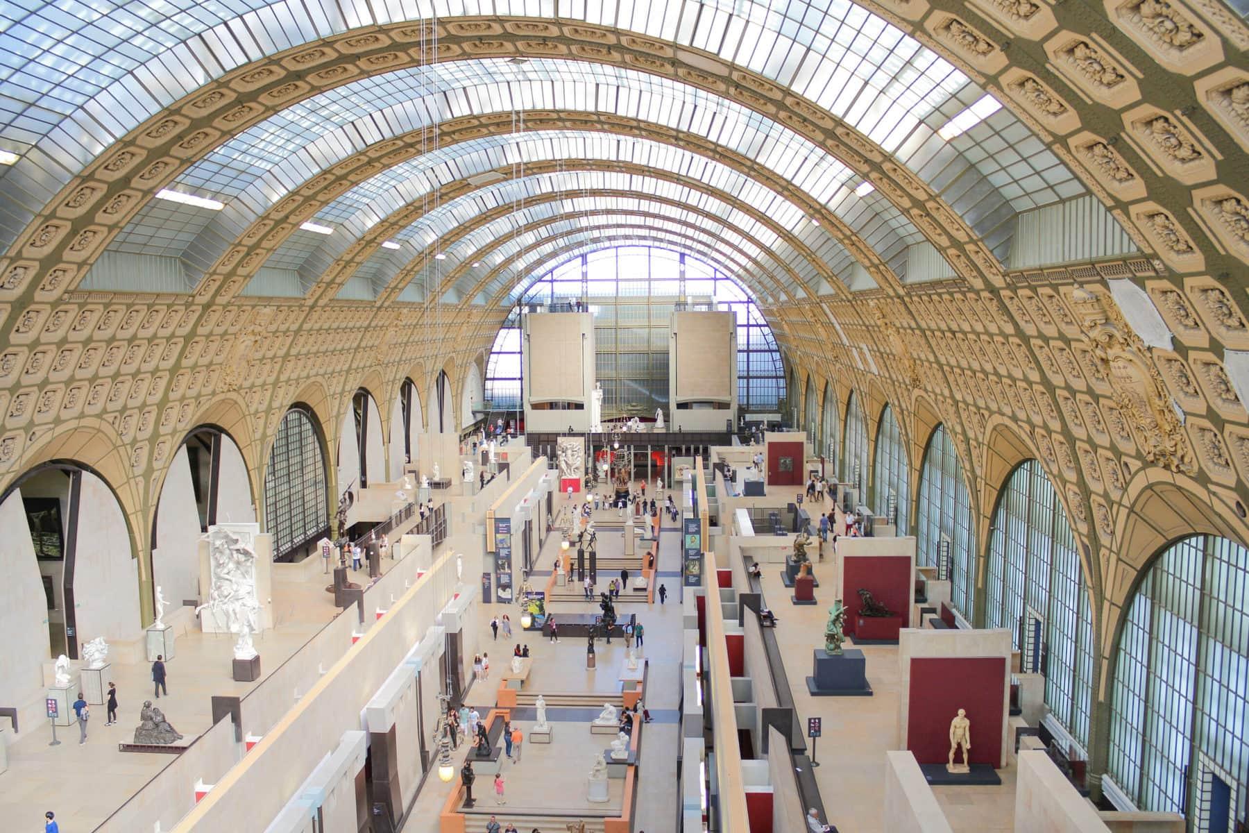 Innenraum, Musée d'Orsay, Paris