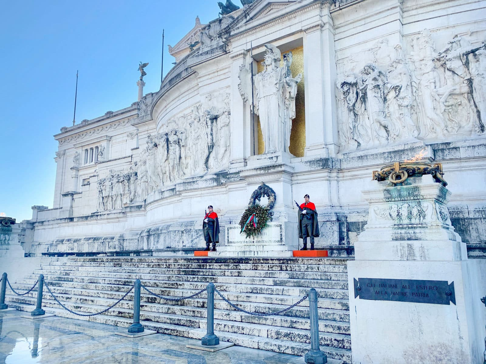Nationaldenkmal Vittorio Emanuele II., Rom