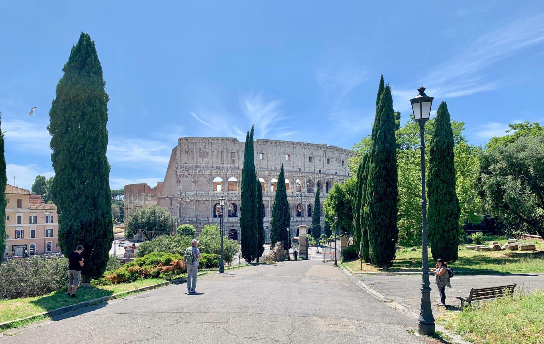 Colle Oppio Park, Rom